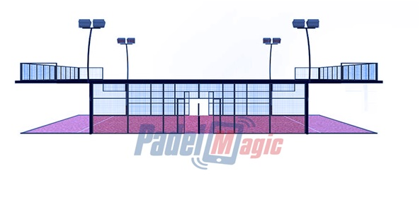 world padel tour pista padel