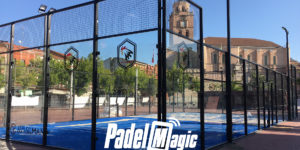 padel tennis court costs
